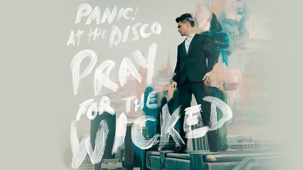 Panic! At the Disco House of Memories Cover Art