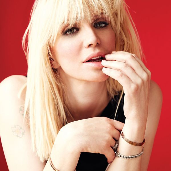 Courtney Love Brings Anarchy to Hollywood