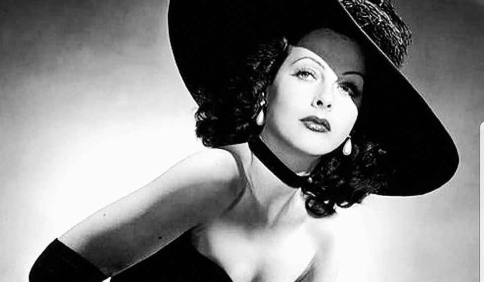 Lessons from Hedy Lamarr