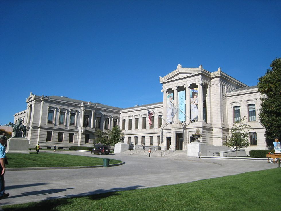Must See Art Pieces at the Museum of Fine Arts