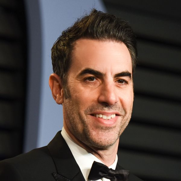 Sacha Baron Cohen Got Dick Cheney To Sign a 'Waterboarding Kit'
