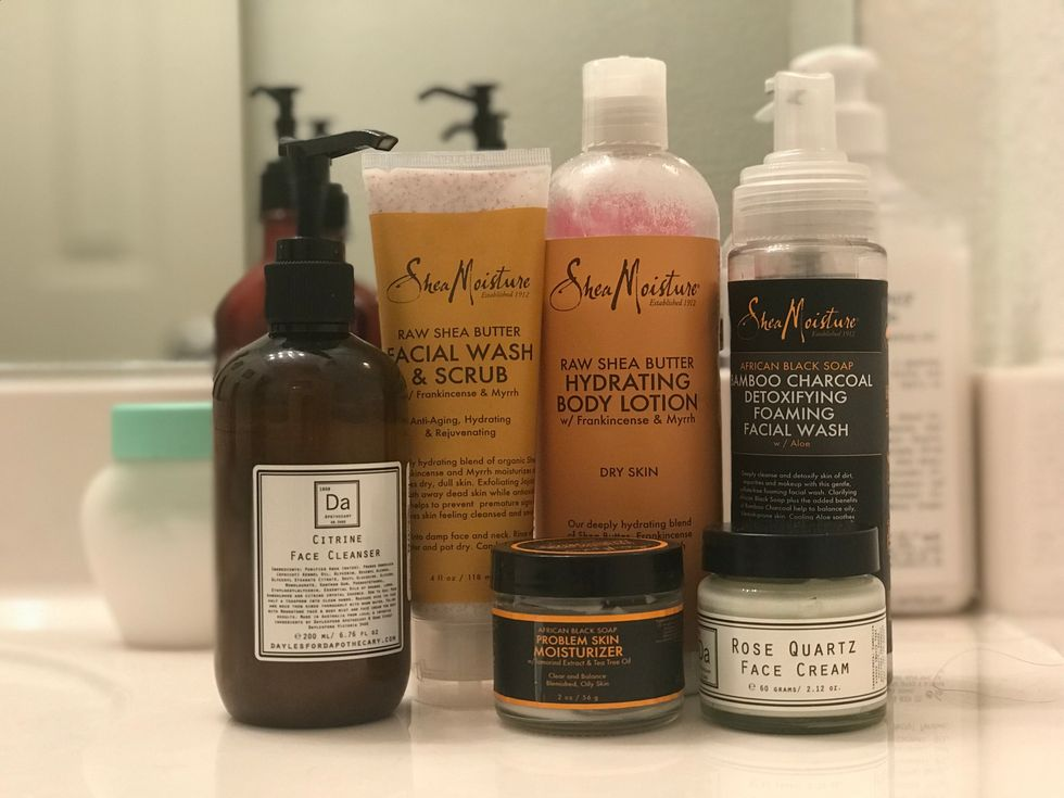 5 Products I Allow To Touch My Precious Face