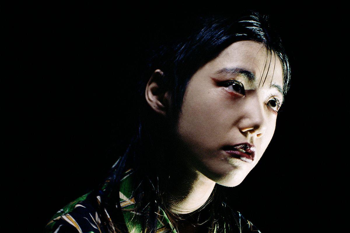 Kenzo Film With Lafawndah Reimagines 'The Blue Fox'