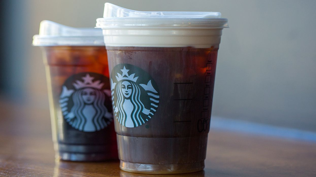 Starbucks Becomes Largest Food and Beverage Retailer to Announce Plastic Straw Ban