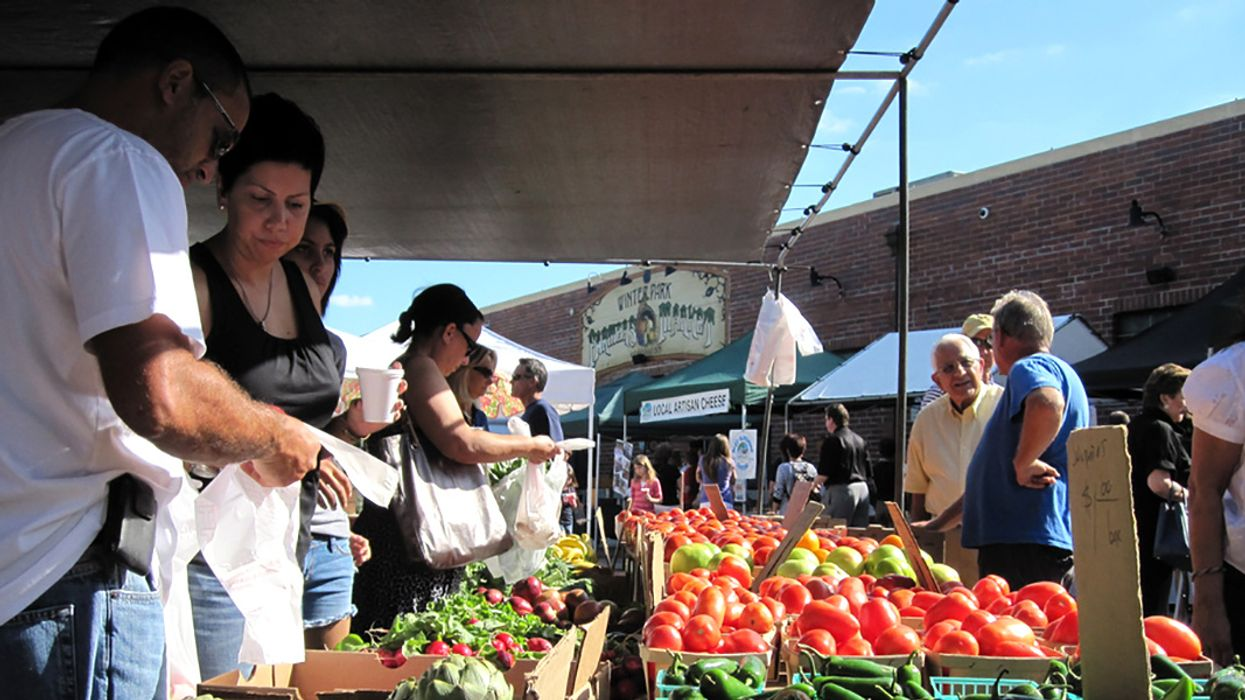 Across the United States, Local Food Investments Link Harvest to Health