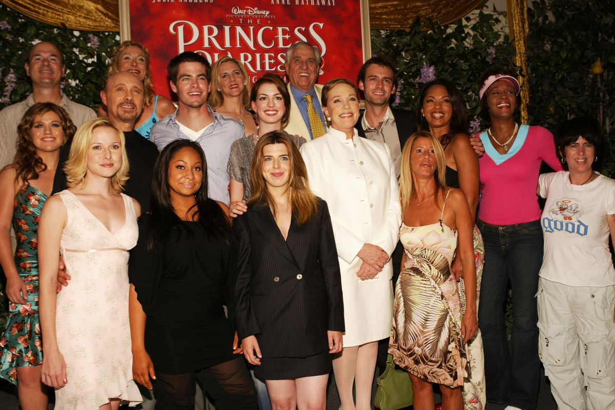 Did You Know? Whitney Houston Produced 'The Princess Diaries'