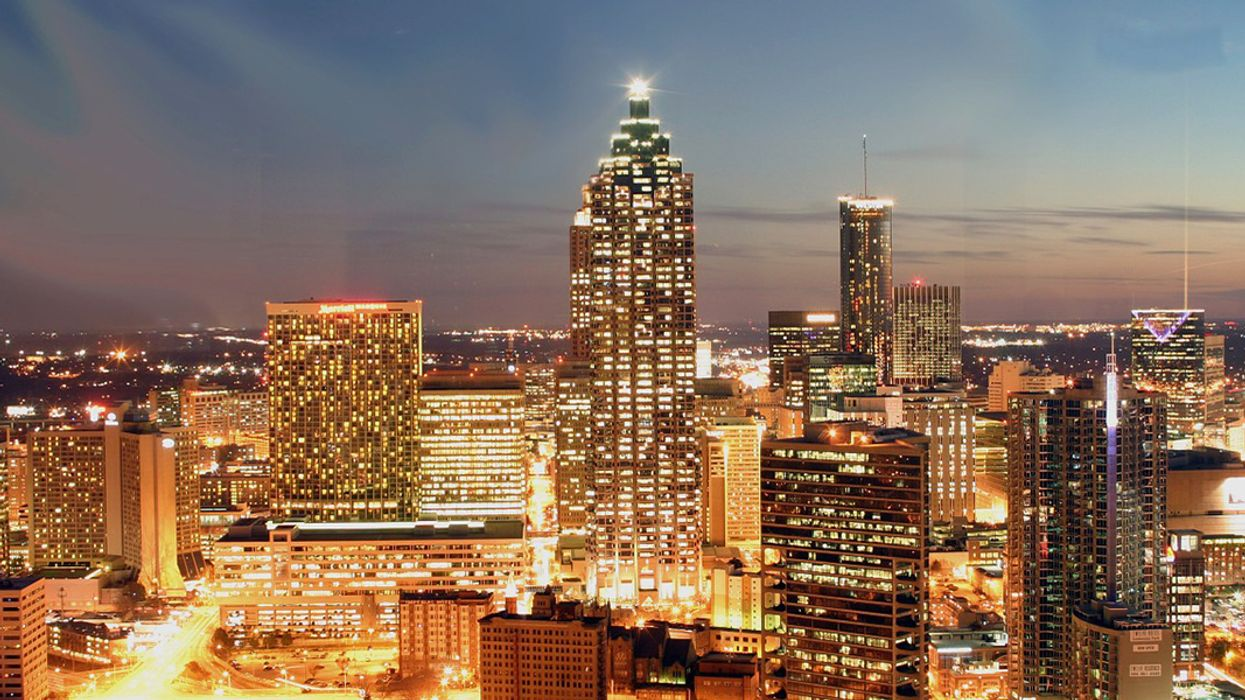 Atlanta Charts Difficult Path to 100 Percent Clean Energy