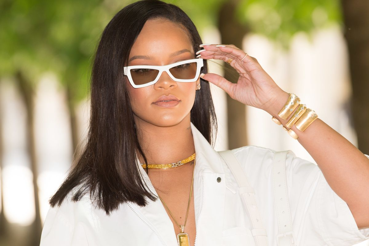 Rihanna Reveals the Unexpected Reason She Fought With Her Man