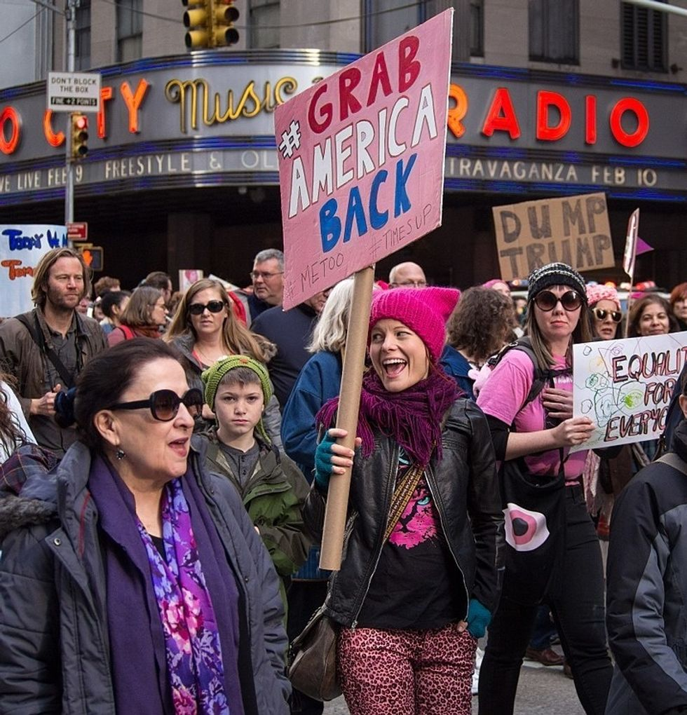 Feminism is extremely important and has somehow lost its meaning in mainstream media