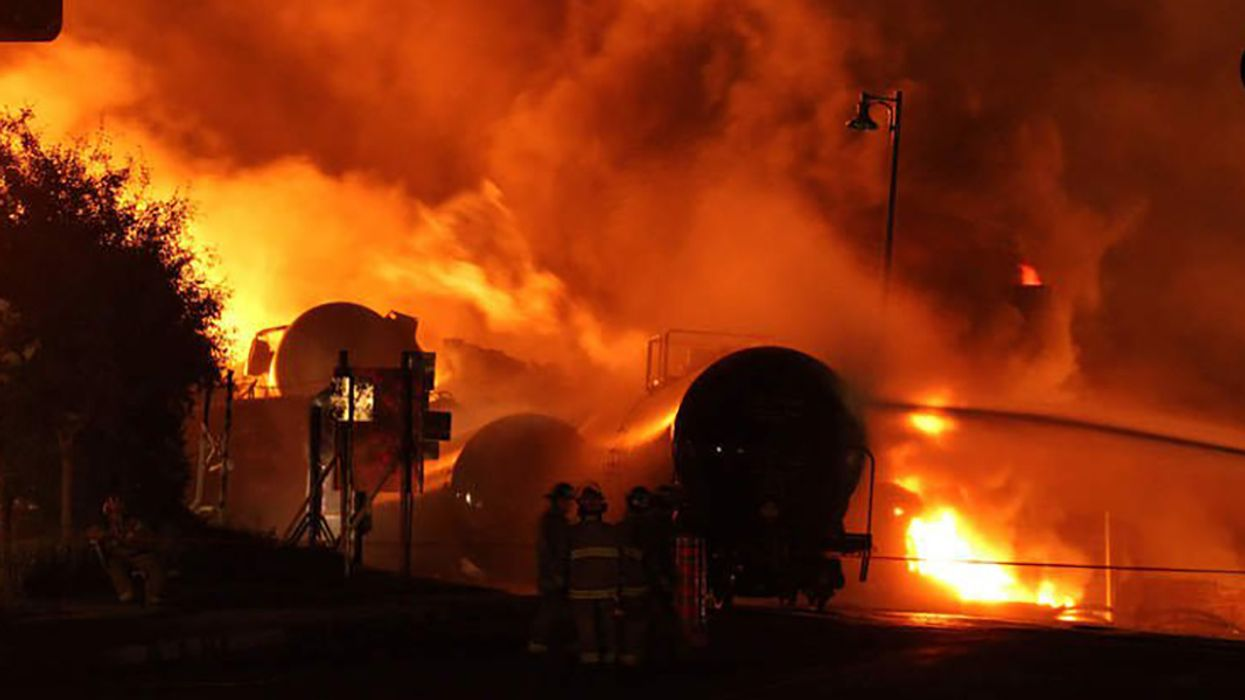 3 Reasons the Deadly Lac-Mégantic Oil Train Disaster Could Happen Again