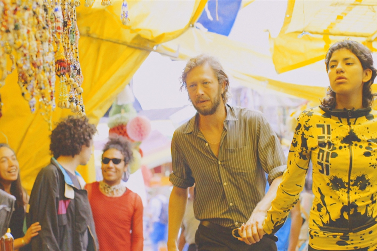 Interpol's 'The Rover' Video Is a Real Trip