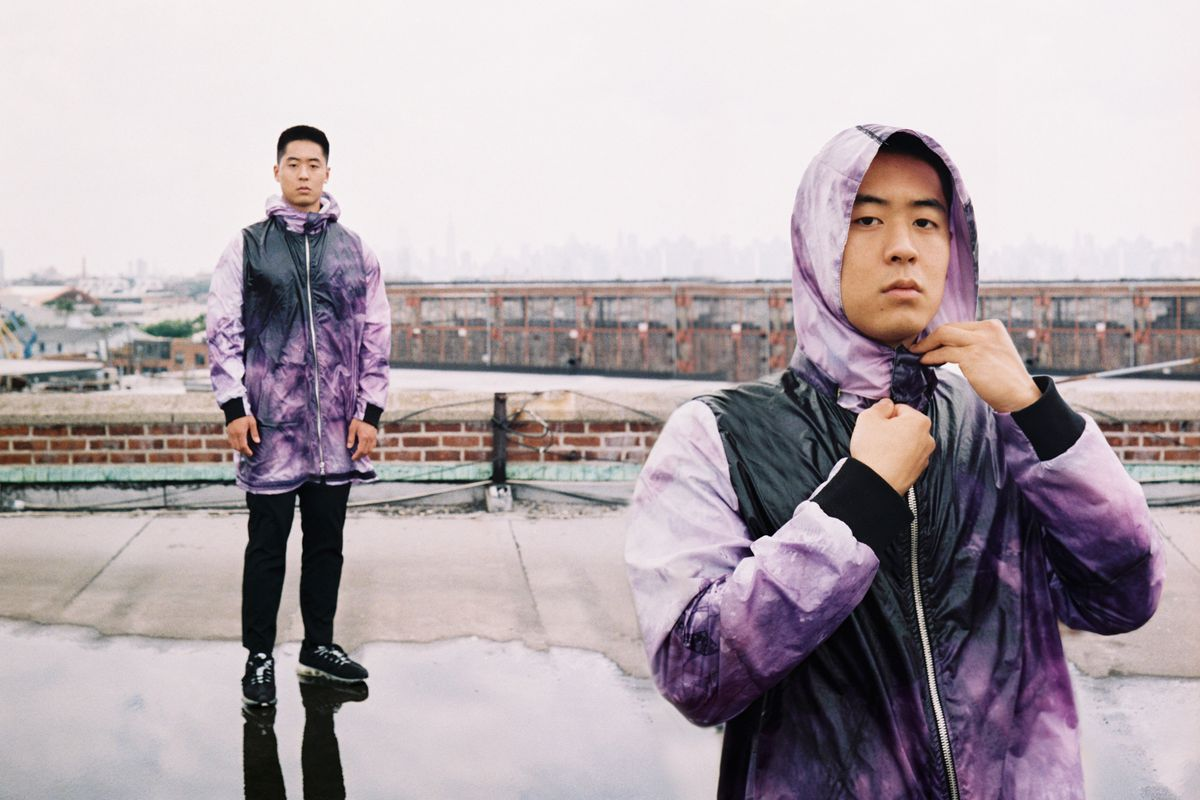 NEWTHINGS Combines Military Style with Tie-Dye Philosophy