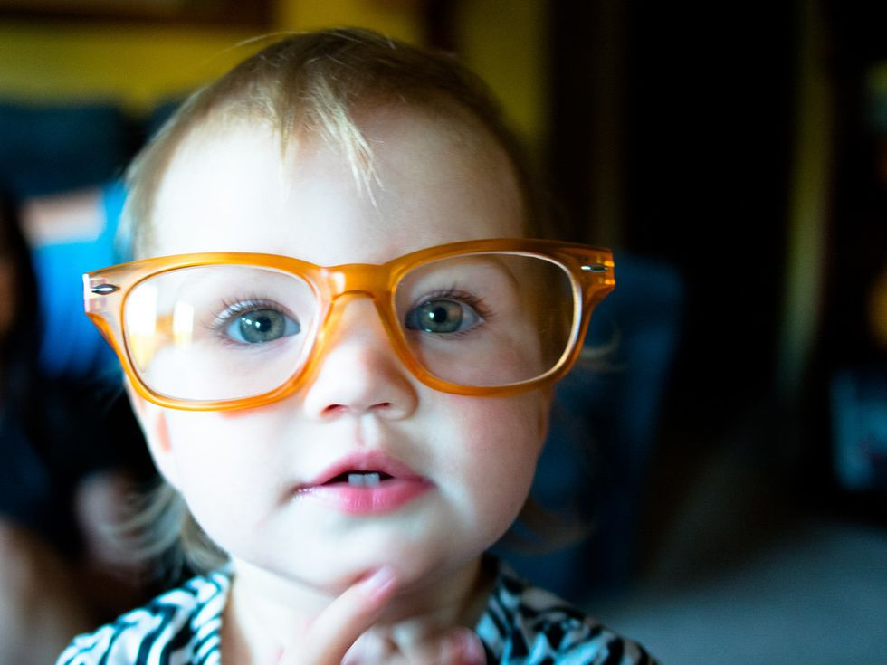 10 Thoughts You Have When Trying On New Glasses
