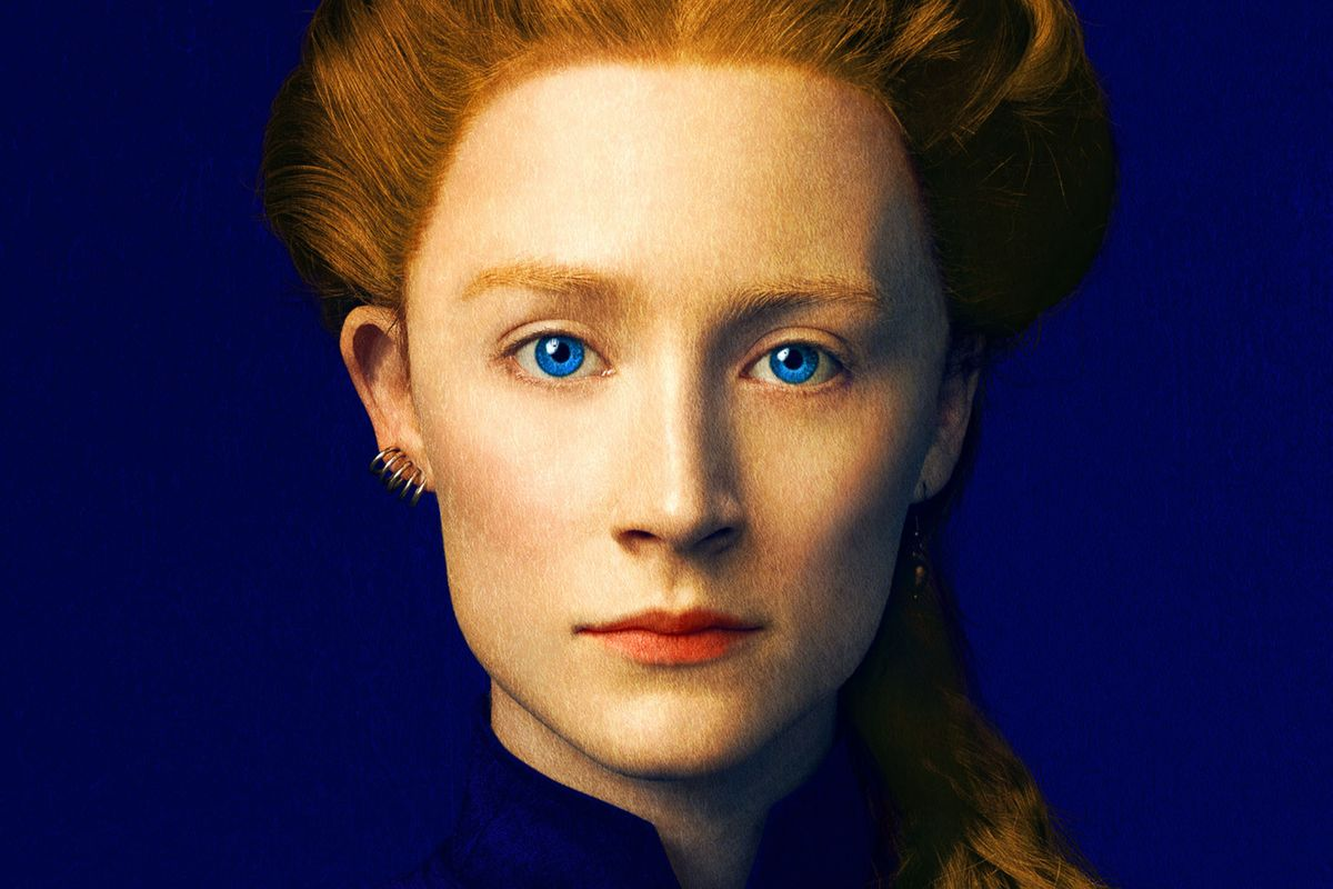 Alert: The 'Mary, Queen of Scots' Trailer Has Arrived