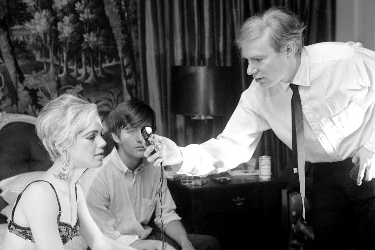 Unseen Photos of Andy Warhol and His Famous Friends Are Going Public