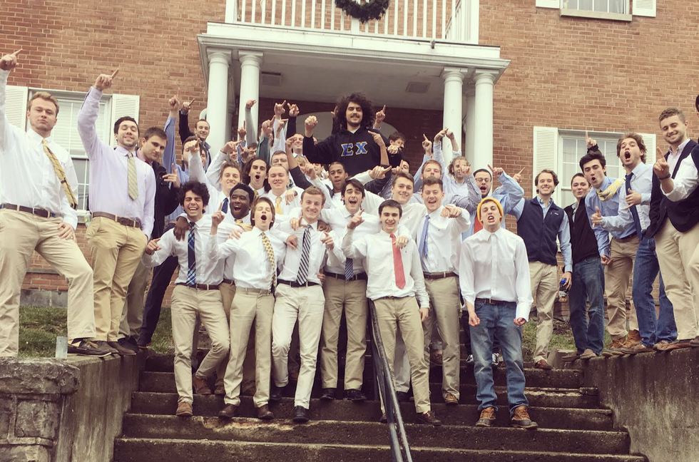 I Asked A Frat Preisdent What's Great About The Fraternity Life, And He Gave 11 Me Reasons