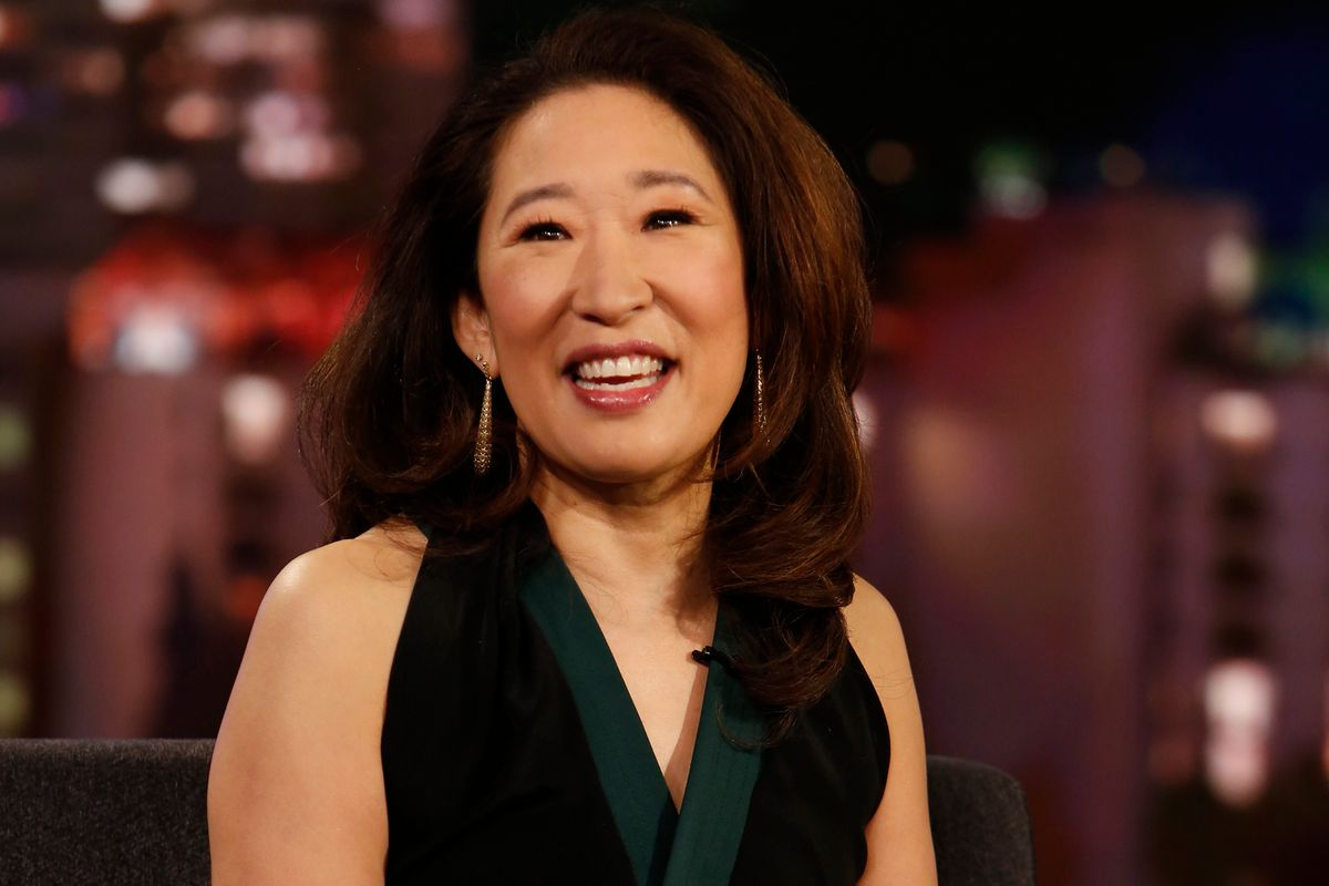 Sandra Oh Is the First Woman of Asian Descent Nominated for a Best Actress Emmy