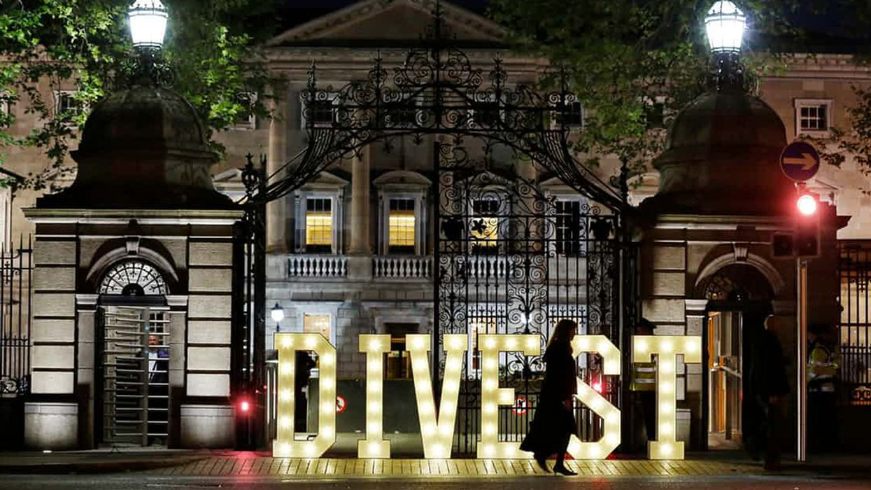 Ireland on Path to Become First Country to Divest from Fossil Fuels