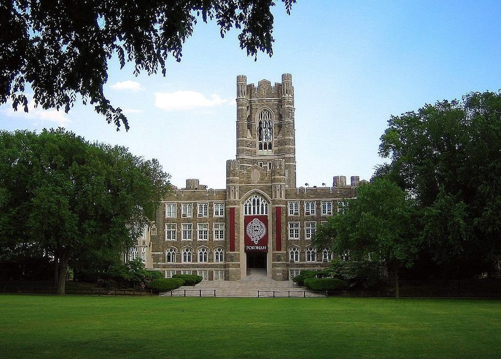 An Open Letter to Fordham Registration