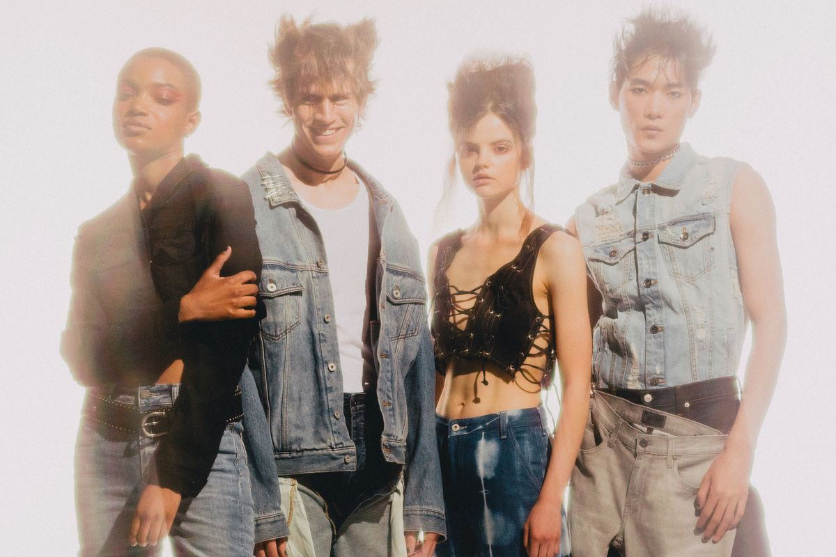 PAPER Fashion: All the Young Punks