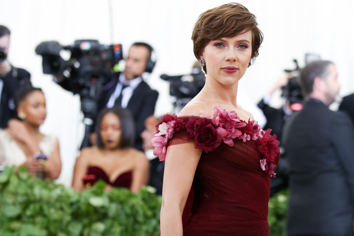 Scarlett Johansson Drops Out of Controversial Trans Film