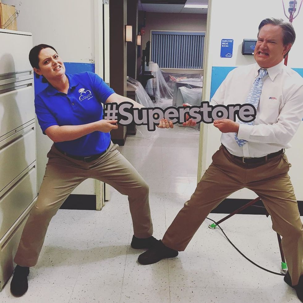 7 Employees You Dread Working With, Told By The Cast Of 'Superstore'