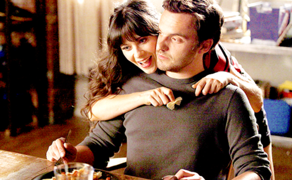 jessica day and nick miller
