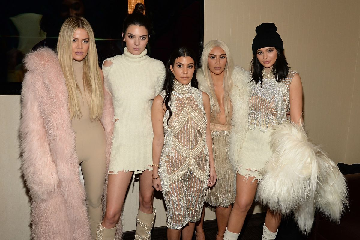 Kim Kardashian Says She and Her Siblings Are Definitely 'Self-Made'
