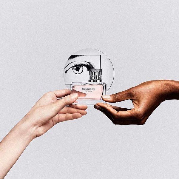 Saoirse Ronan and Lupita Nyong'o Front Raf Simons' Debut Calvin Klein Fragrance