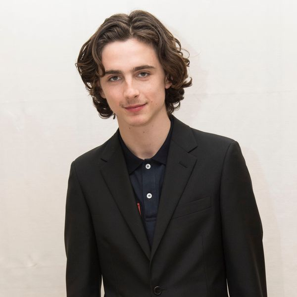 Timothee Chalamet Might Star in the New 'Dune' Movie