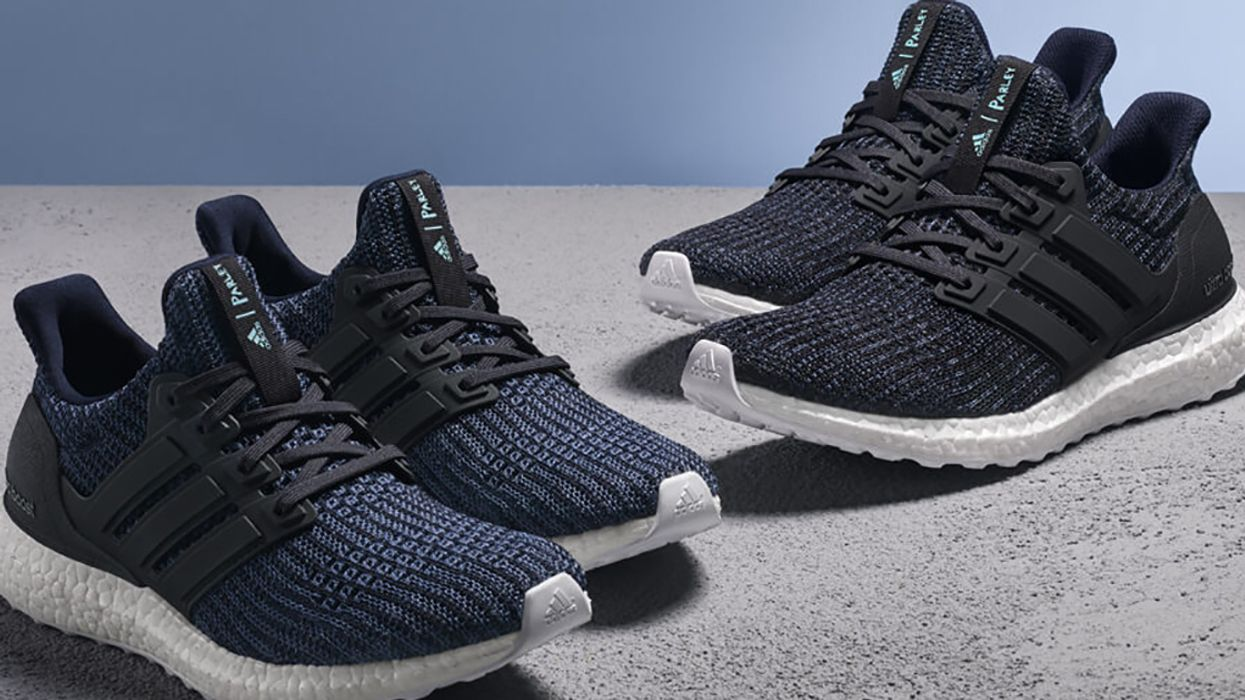 Adidas Will Use Only Recycled Plastics by 2024