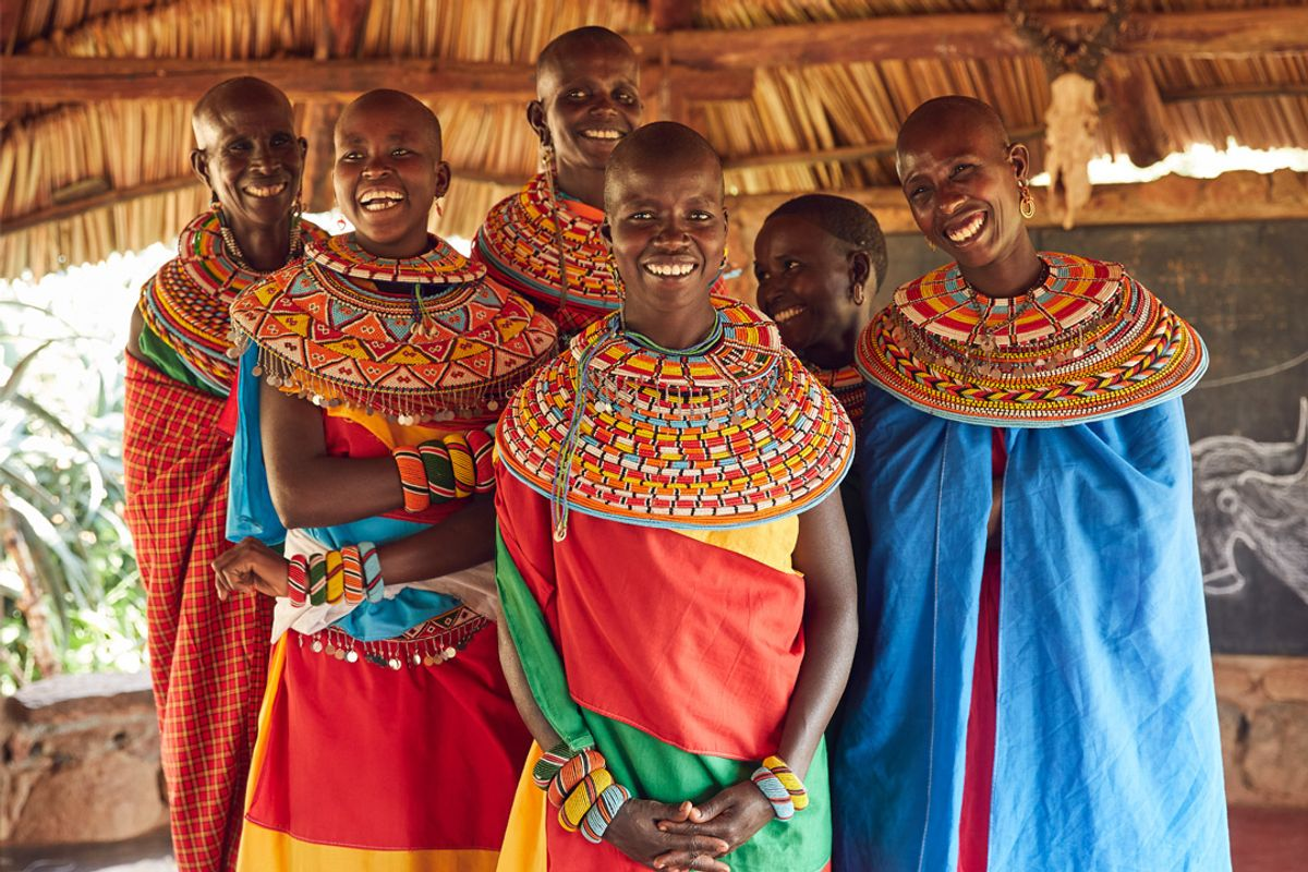 Loewe Partners With Kenyan Craftspeople For Elephant Conservation