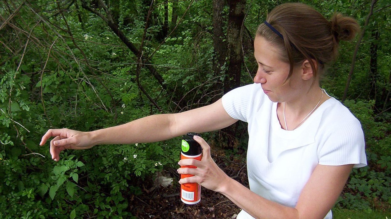 Protect Yourself From Disease-Carrying Ticks, Mosquitoes With EWG's 2018 Guide to Bug Repellents