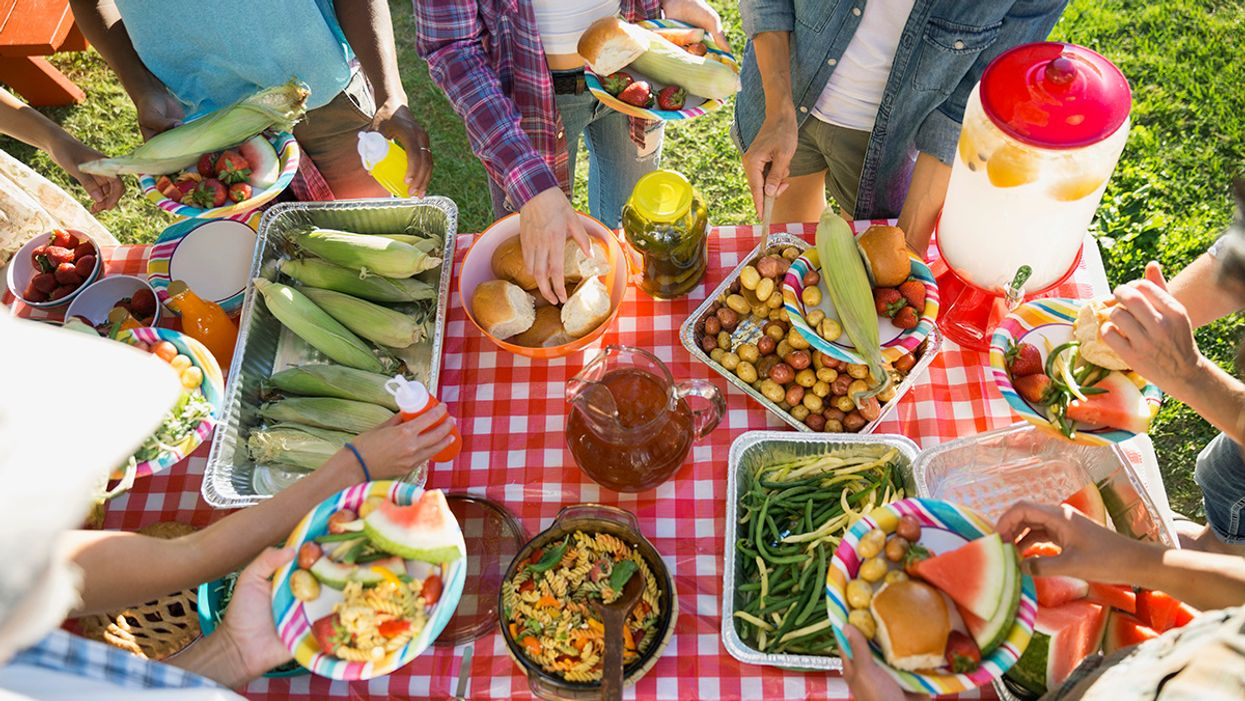 How to Have Your Healthiest Summer Cookout Ever