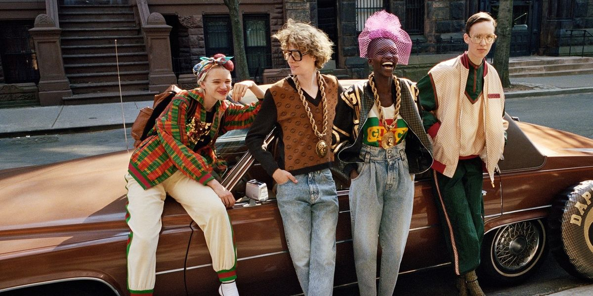Dapper Dan's Collection With Gucci Hits Store Today