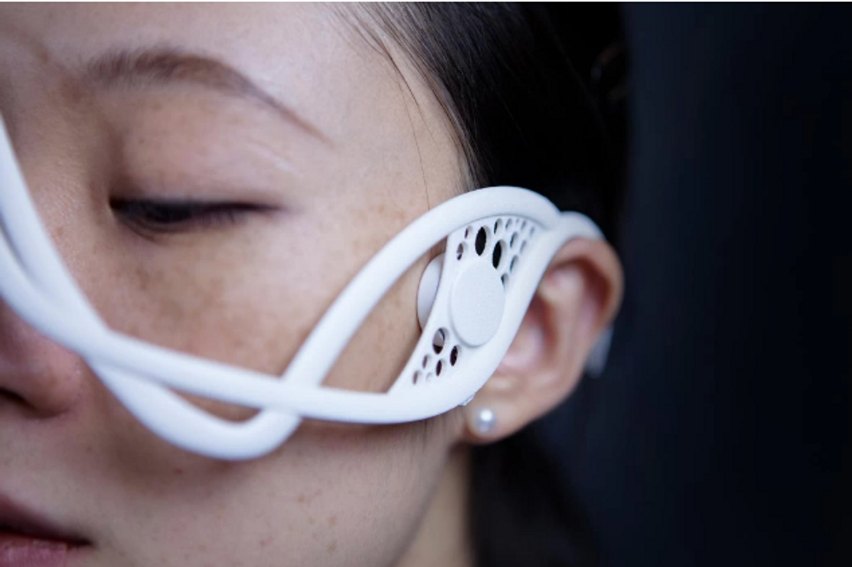 This Sex Breathing Mask Will Turn You On