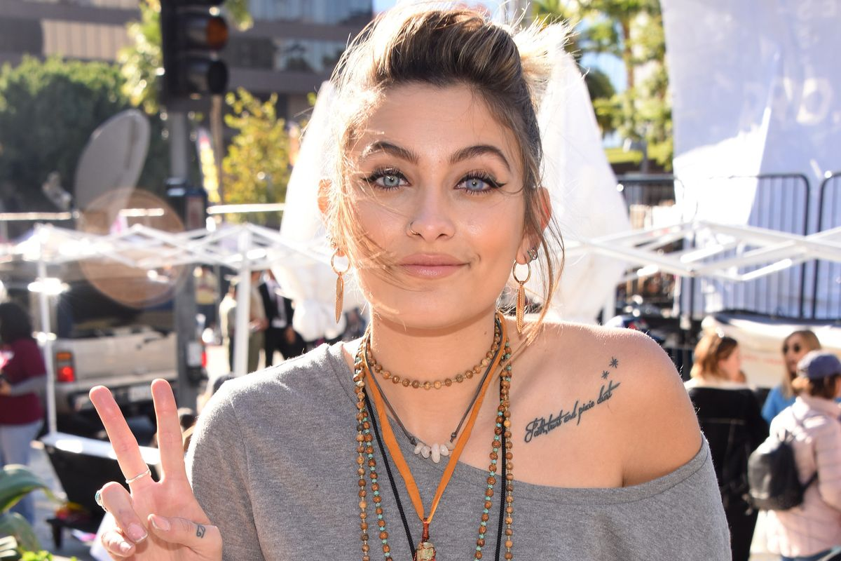 Paris Jackson Is Not Here For Your Labels