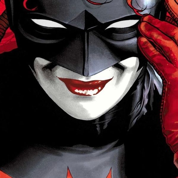Lesbian Batwoman Show in Development At the CW