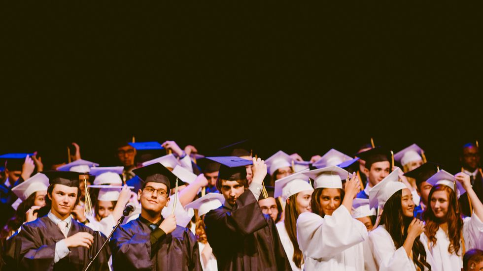 Revisiting Your High School Commencement