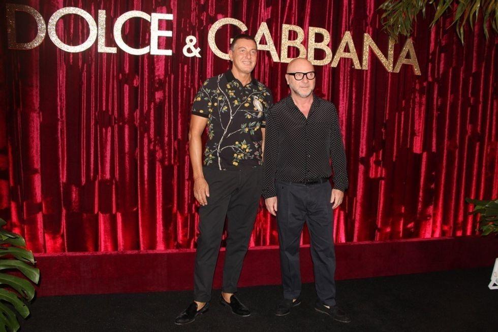 Dear Stefano Gabbana, I'm A Fashion Addict, But I Will Never Support Dolce & Gabbana Again