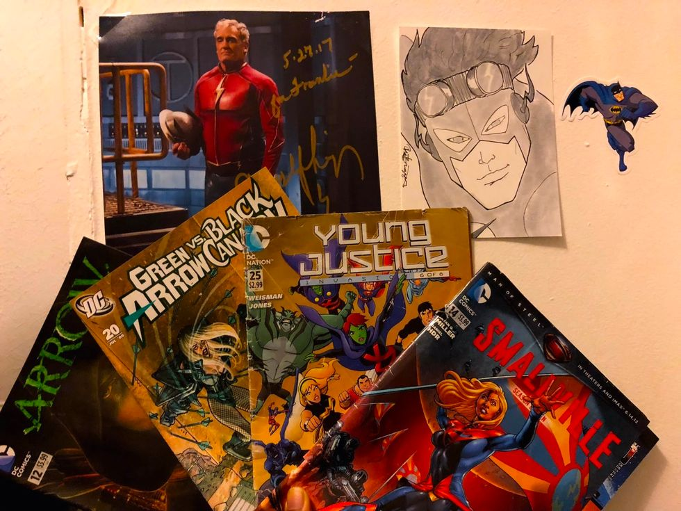 I'm The Girl Whose Love For Superheroes Helped Me Learn More About Myself