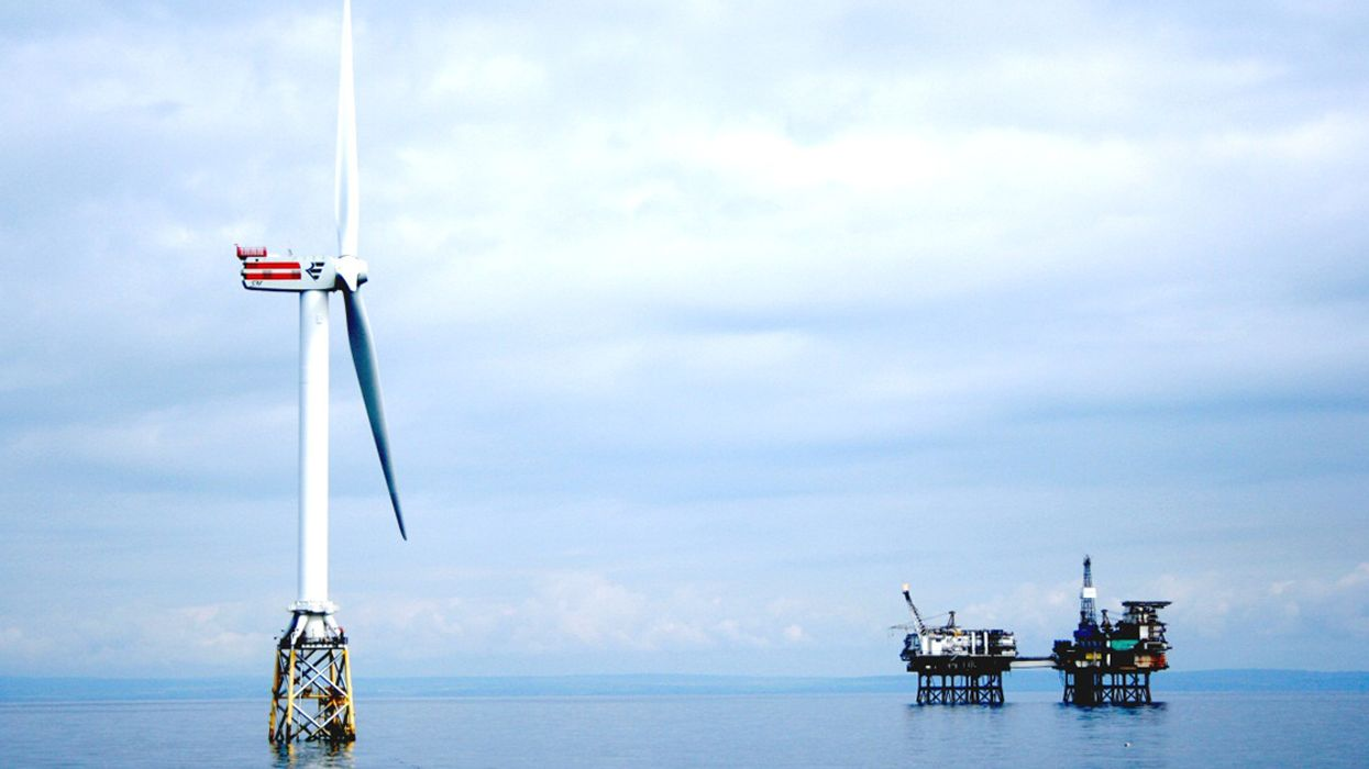 Public Health Benefits of Adding Offshore Wind to the Grid
