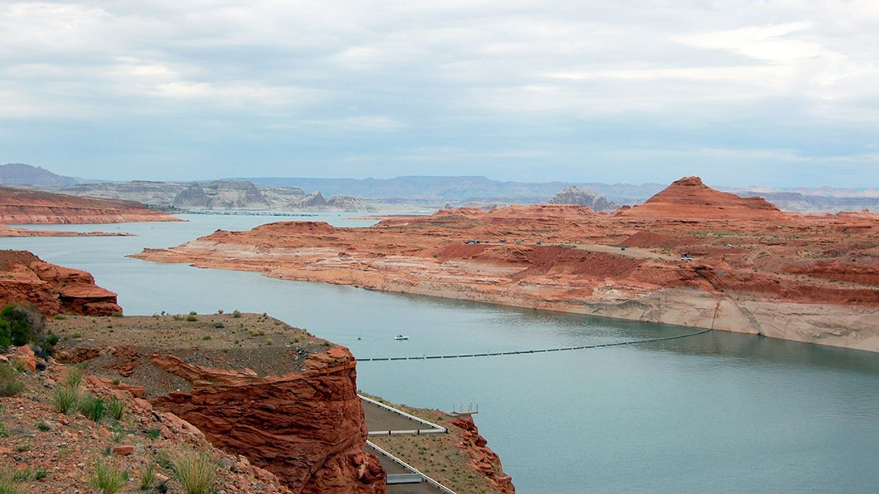 The Lake Powell Pipeline Is a Hot, Expensive Mess