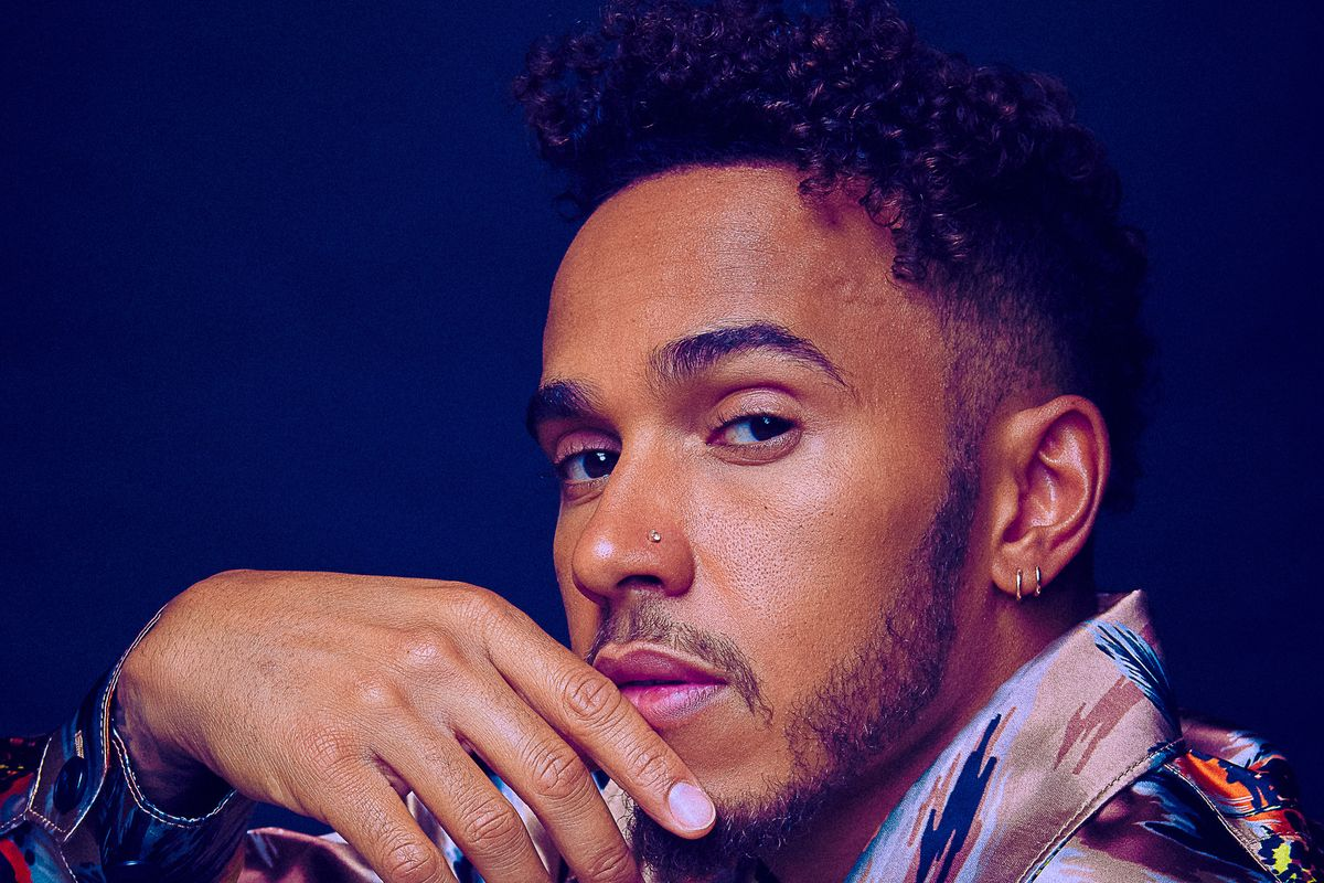 Beautiful People: Lewis Hamilton Wants to Defy Your Expectations