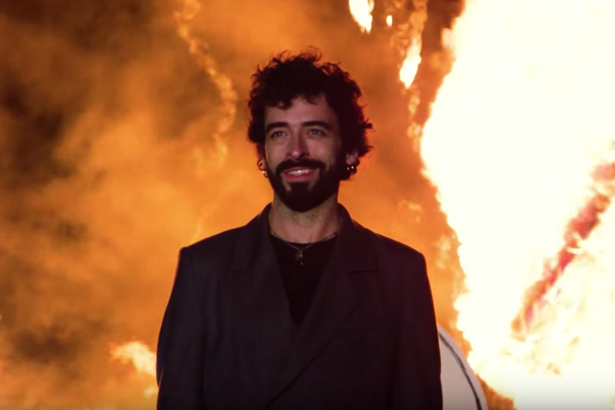SSION's Network TV Debut Is a Bloody, Burning Explosion