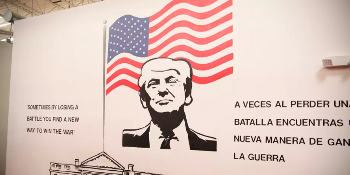 Trump Uses Extermination Term to Attack Immigrants