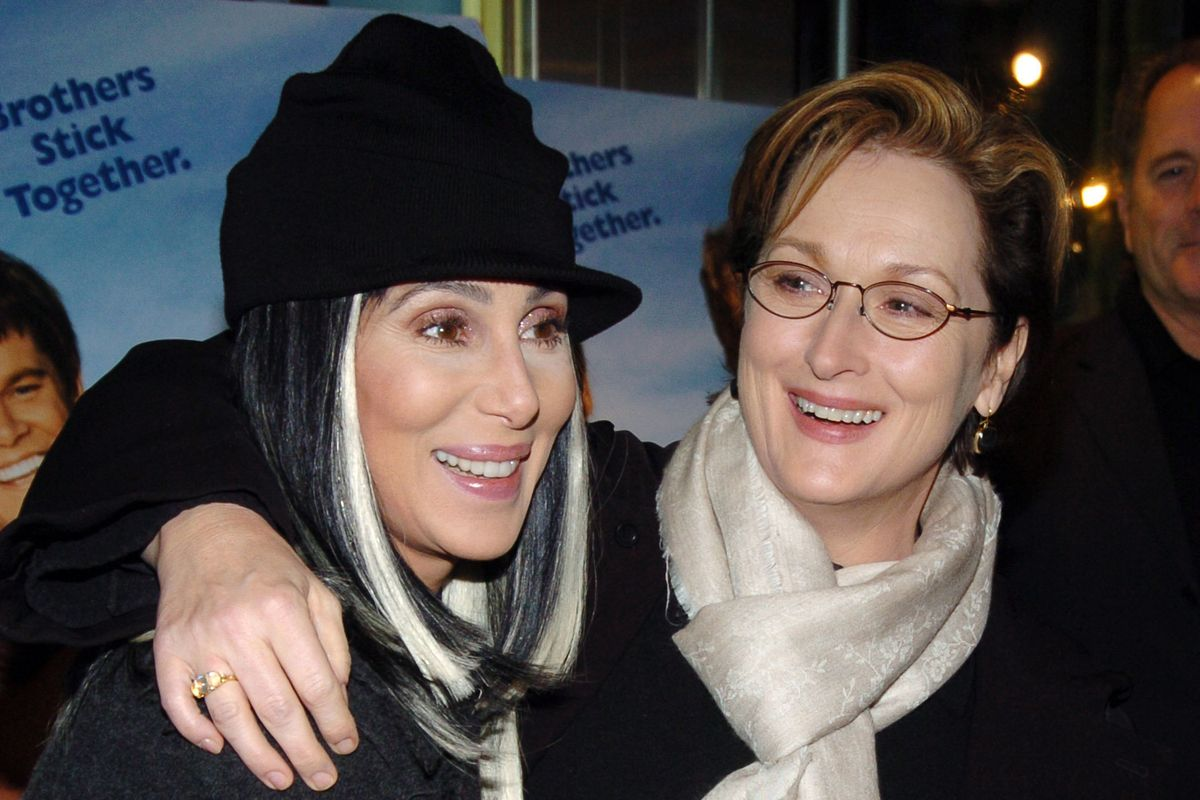 Cher and Meryl Streep Saved a Woman From Sexual Assault