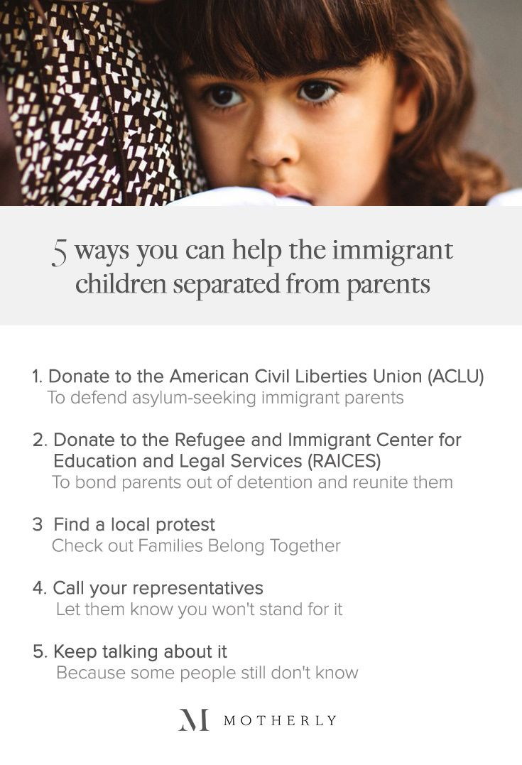 Parents Around State Get Lost Without >> 10 Powerful Ways We Can Help Immigrant Children Separated From Their