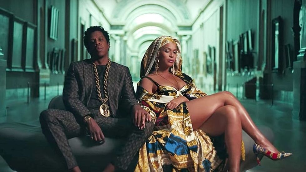 "Beyoncé and Jay-Z Break The Internet, Again, And The Internet Says, ""Thank You"""