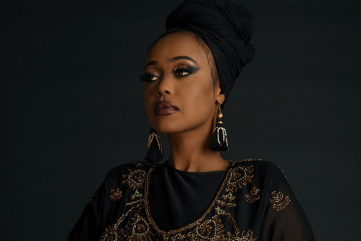#BlackOutEid Celebrates Fashion and Black Muslimhood